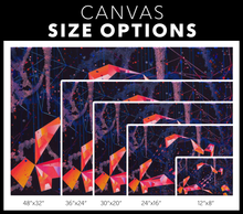 Load image into Gallery viewer, Transition Canvas - Carini Arts