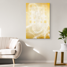 Load image into Gallery viewer, And Then I Found You Hiding In Plain Sight Canvas - Acrylic Alchemy