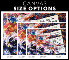 Load image into Gallery viewer, Each Day Quote Canvas - Carini Arts