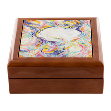 Load image into Gallery viewer, Intimacy Of The Infinites (Intimafancy) Jewelry Box - Acrylic Alchemy