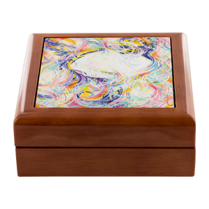Intimacy Of The Infinites (Intimafancy) Jewelry Box - Acrylic Alchemy