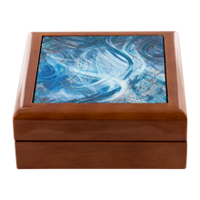 Load image into Gallery viewer, Consumption Of The White Whale (Ahadevale) Jewelry Box - Carini Arts