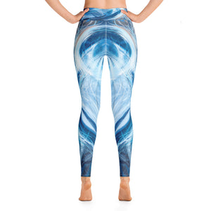 Consumption Of The White Whale (Ahadevale) Leggings - Acrylic Alchemy