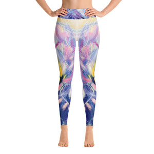 Flesh Of My Flesh (Deribon) Leggings - Carini Arts