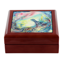 Load image into Gallery viewer, Getting Back To Where I've Never Been (Coeurd'aleuer) Jewelry Box - Carini Arts
