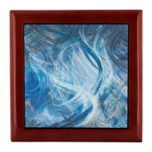 Load image into Gallery viewer, Consumption Of The White Whale (Ahadevale) Jewelry Box - Acrylic Alchemy