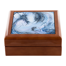 Load image into Gallery viewer, You Called Out For Me And So I Came To You (The Dreamer And The Night Terrors) Jewelry Box - Acrylic Alchemy