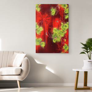 bold canvas art