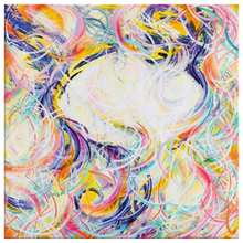 Load image into Gallery viewer, Intimacy Of The Infinites (Intimafancy) Canvas - Acrylic Alchemy