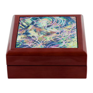 The Day Pandora Set Me Free (Misteriora) Jewelry Box - Acrylic Alchemy