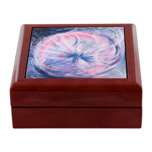 The Soliloquy Of Stranger (Straliloquy) Jewelry Box - Acrylic Alchemy