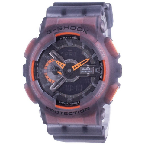 Casio G-Shock Special Color Quartz GA-110LS-1A GA110LS-1 200M Men's Watch