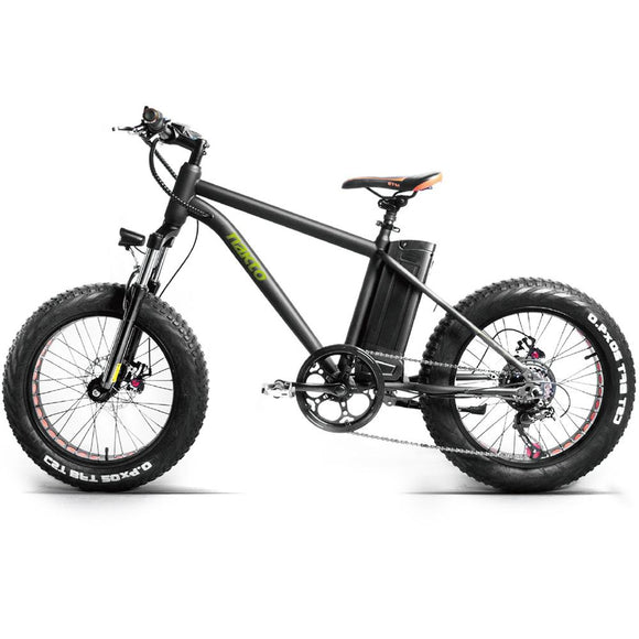 FAT TIRE ELECTRIC BICYCLE 20