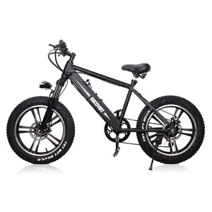 "FAT TIRE ELECTRIC BICYCLE 20"" DISCOVERY"