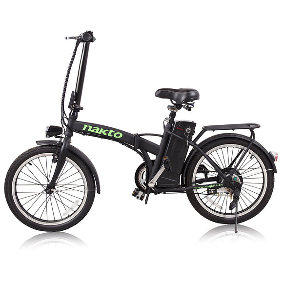 FOLDABLE ELECTRIC BICYCLE 20