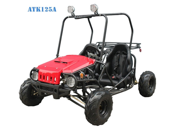 ATK125A Automatic 125cc GO KART with Reverse