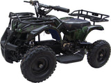 GO-BOWEN Sonora 24V Mini Quad GREEN CAMO