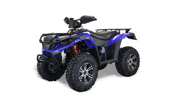Bennche Gray Wolf 400 4X4 AUTOMATIC ATV