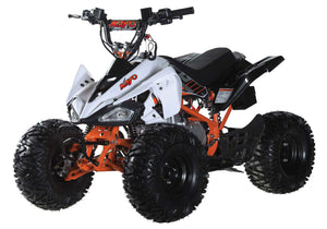 125 PREDATOR SPORT Semi Automatic ATV with Reverse