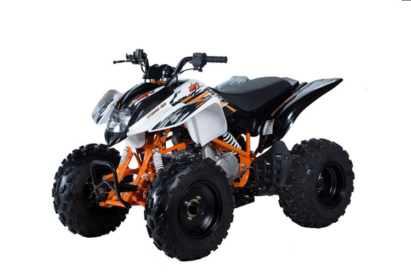 150 STORM SPORT Semi Automatic ATV with Reverse