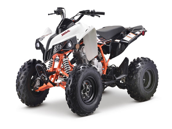 200 JACKAL SPORT 4 Speed Manual ATV with Reverse