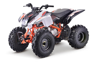 125 STORM SPORT Semi Automatic ATV with Reverse