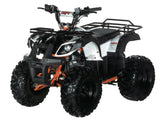 125 BULL UTILITY Semi Automatic ATV with Reverse