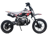 DB 14 110CC SEMI-AUTOMATIC DIRT BIKE