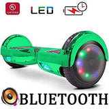 "6.5"" HOVERBOARD UL CERTIFIED 2272 LED BLUETOOTH W/SPEAKER *FREE SHIPPING*"