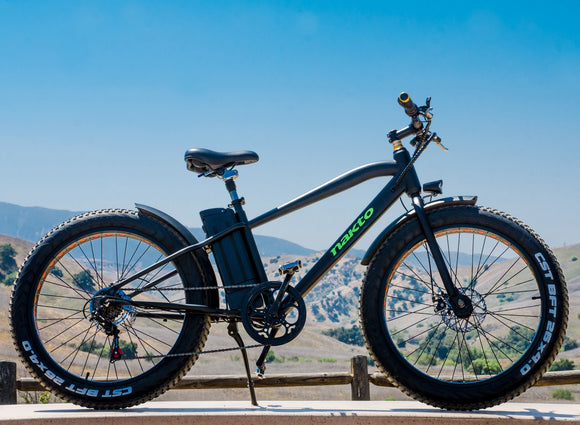 FAT TIRE ELECTRIC BICYCLE 26