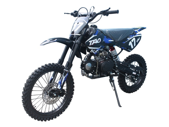 DB 17 125CC 4 Speed Manual DIRT BIKE
