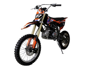 DB 27 125cc 4 Speed Manual Dirt Bike