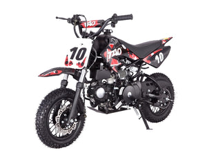 DB 10 110CC AUTOMATIC DIRT BIKE