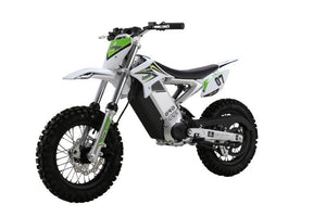 G12-S ELECTRIC 2000W XTR DIRT BIKE ALUMINUM ALLOY FRAME