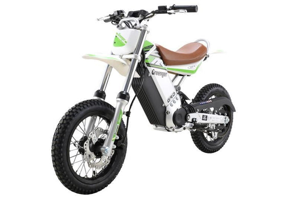G12-R ELECTRIC 2000W XTR DIRT BIKE ALUMINUM ALLOY FRAME