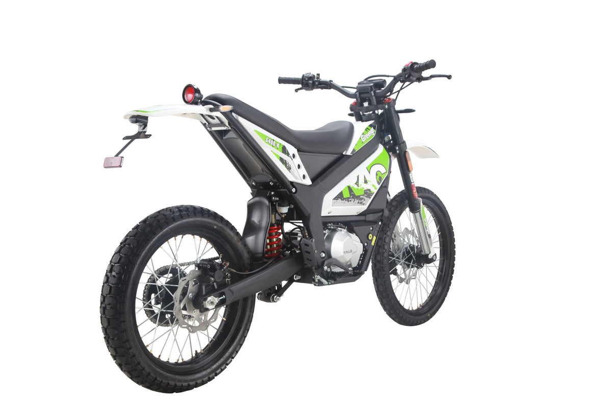 G400 R Electric 8000w 5 Speed Dirt Bike Aluminum Alloy