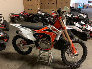 K6-R 250CC Manual 6-speed Water Cooled Dirt Bike