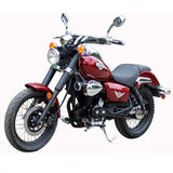 ROKETA 250cc Bobber Chopper Manual 5 Speed Motorcycle MC-141-250