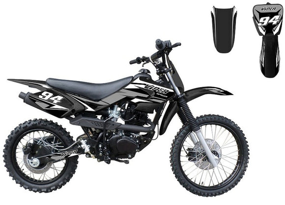 RPS 150 VIPER 5-SPEED MANUAL DIRT BIKE