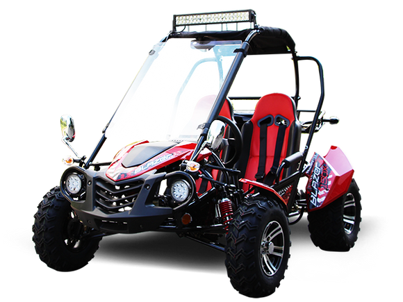 TM BLAZER 150X BUGGY