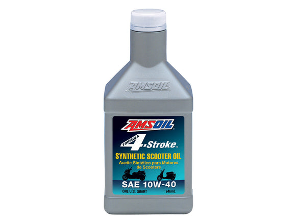 Formula 4-Stroke Synthetic Scooter Oil