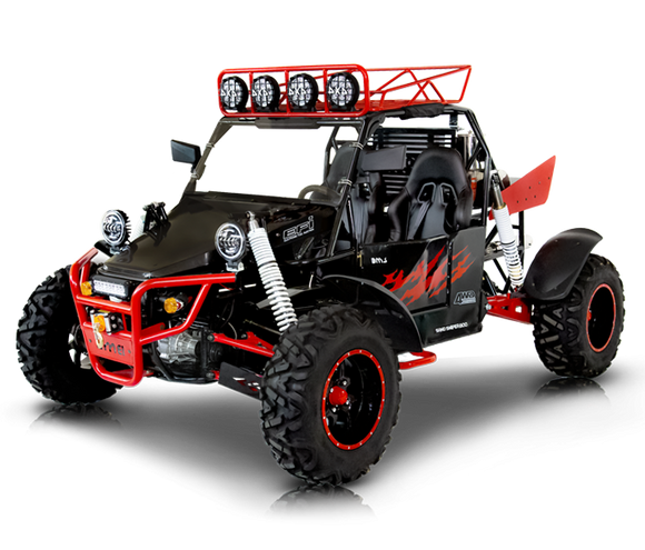 RED V-TWIN BUGGY 800 PLATINUM 2S