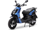 BMS CAVALIER 150 AUTOMATIC SCOOTER BLUE