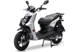 BMS CAVALIER 150 AUTOMATIC SCOOTER SILVER