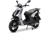 BMS CAVALIER 150 AUTOMATIC SCOOTER MATTE SILVER