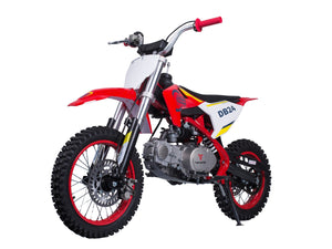DB 24 110cc 4 Speed Semi Automatic Dirt Bike