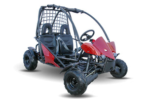 KD 125GKT BIG CAT 125cc Semi Automatic BUGGY with Reverse