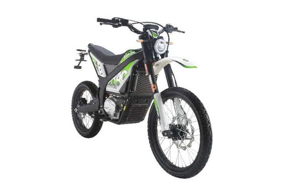G400-R ELECTRIC 8000W 5-SPEED DIRT BIKE ALUMINUM ALLOY FRAME