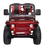 GR3 125cc JEEP 3-Speed semi-auto with reverse ATV