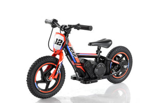 "JUMPFUN SEDNA 12"" 24V KIDS' ELECTRIC DIRT BIKE"
